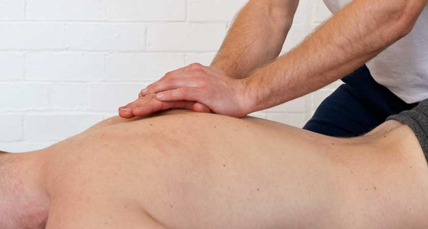 CBPhysio Sports Massage - Down to Deep Tissue